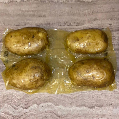 Potatoes - Pre-Cooked Baking - 8x4