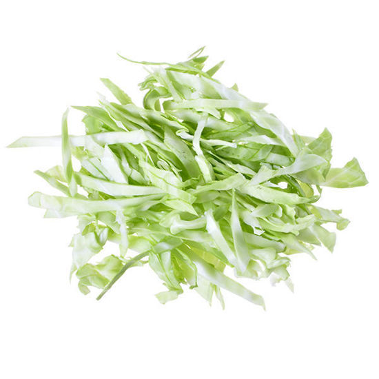 Cabbage - Green Shredded - 2kg