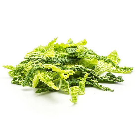 Cabbage - Savoy - Shredded - 2kg