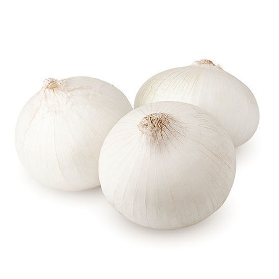 Whole Peeled Button Onions - 1kg