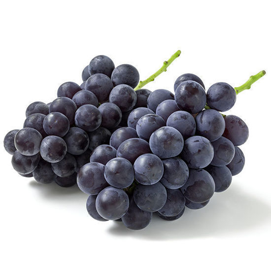 Grapes - Black Seedless - 5kg Box