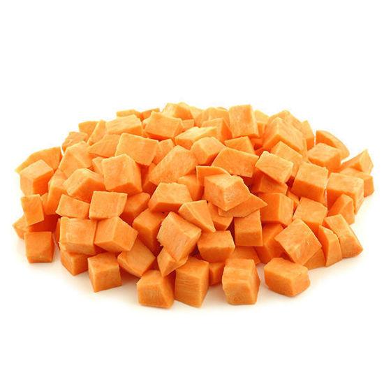 Potatoes - Sweet Diced - 5kg
