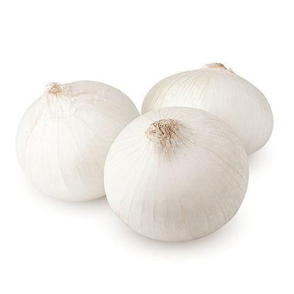 Onions - Button - Silver Skin - kg