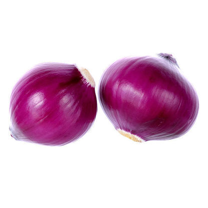 Onions - Red - Whole Peeled - 5kg