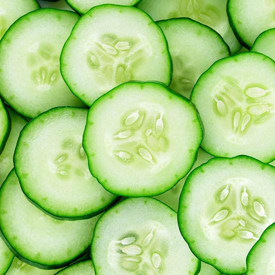 Cucumber Sliced - 1kg