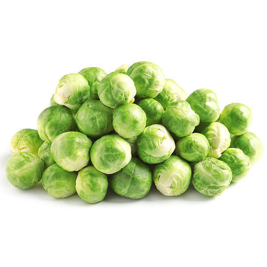 Brussel Sprouts - Prepared - 5kg