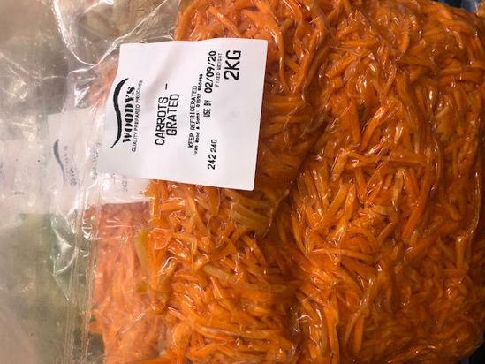 Picture of Carrots - Shredded - 5kg