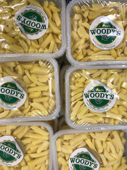 Picture of Woody's Chips - 17 x 21mm Steak Cut - 5kg