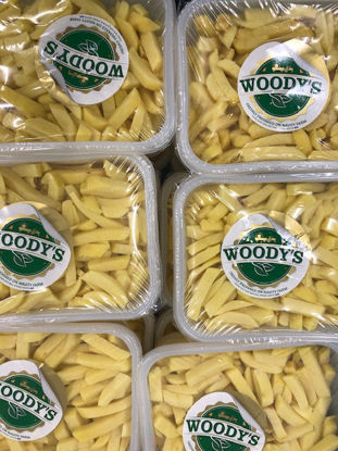Picture of Woodys Fresh Chips - Chips - 750g