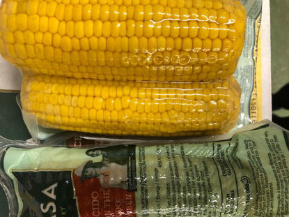 Picture of Sweet Corn (Pre-Cooked) - 2 Pack